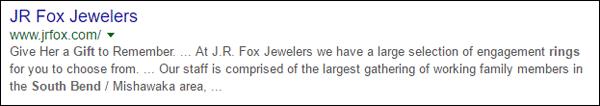 JR Fox Jewelers FridayFlopFix Website Review 1533-meta-description-75
