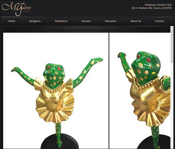 McGuires Jewelers Website Review 1542-hidalgo-embed-98