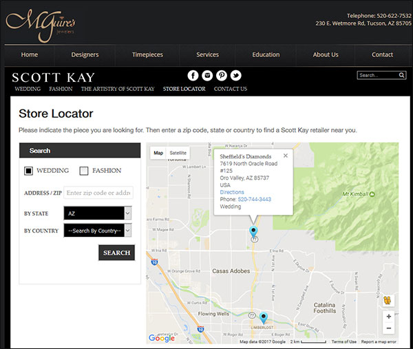 McGuires Jewelers Website Review 1542-store-locator-8