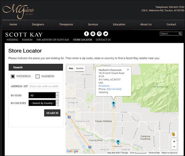 McGuires Jewelers Website Review 1542-store-locator-8