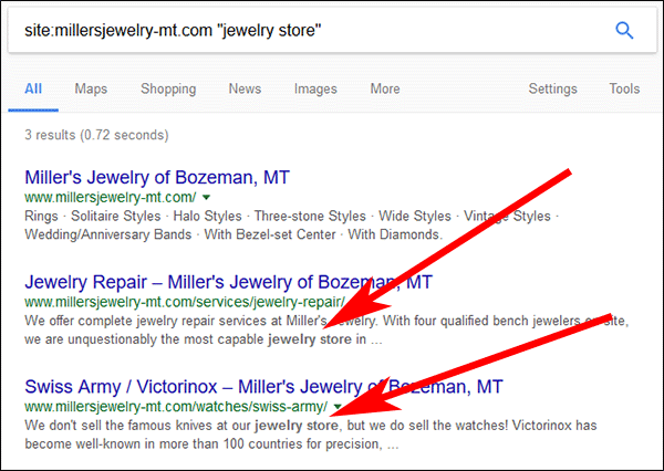 Comparison Of Two Bozeman, Montana Jewelers 1547-site-miller-jewelry-store-0