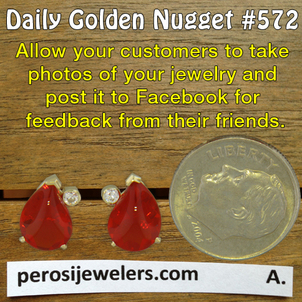 Value Added Customer Service with This Photo Sharing Tactic Daily-Golden-Nugget-572