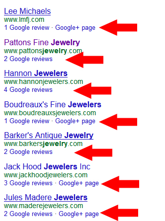 Pattons Fine Jewelry Website Review 1670-899-google-local-list