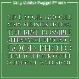 Choosing the Correct Photo for Google Maps and Places for Business 1934-daily-golden-nugget-1001