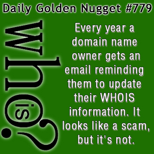 Emails that Look Like Scams, but Arent 2213-daily-golden-nugget-779