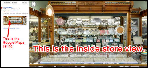Review of Marks Jewelers Virtual Tour 2231-970-inside-store-view1