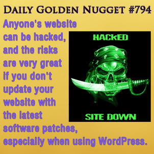 How To Tell if Your Website is Hacked 2370-daily-golden-nugget-794