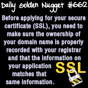 Securing Your Website with SSL 2387-daily-golden-nugget-662