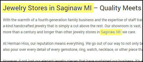 Herman Hiss & Company Website Review 2392-910-jewelry-stores-saginaw