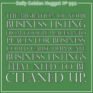 Business listing migration from Google Places into Google Places for Business 2396-daily-golden-nugget-991