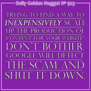 You Cant Truly Systematize Your Website 2414-daily-golden-nugget-923