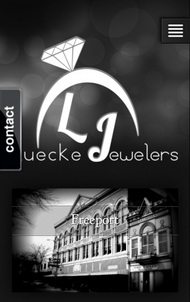 Luecke Jewelers Website Review... 259-985-mobile-home