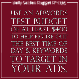 AdWords Test Budgets Help Discover Keywords 3114-daily-golden-nugget-1039