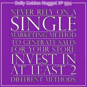 Avoid the Single Point of Marketing Failure 32-daily-golden-nugget-934