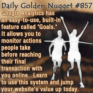 What are the Goals of Your Website? Set Them Today. 3234-daily-golden-nugget-857