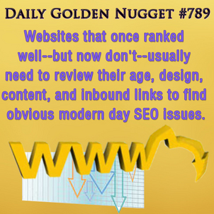 Why Isnt My Site Ranking Any More? 3359-daily-golden-nugget-789