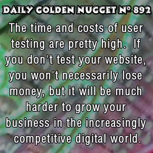 Understanding the True Cost of Website Time and Analysis 450-daily-golden-nugget-892