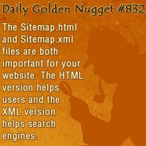 Importance of Sitemap Files on Your Website 4632-daily-golden-nugget-832