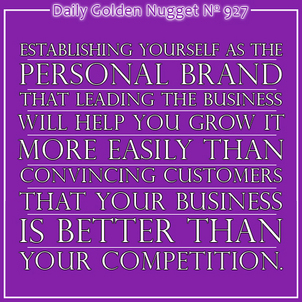 Personal Branding Leads to Big Rewards and Personal Risks 4713-daily-golden-nugget-927