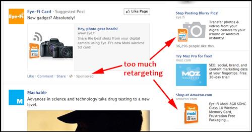 Facebook Retargeting Run Amuck 4896-943-too-much-retargeting