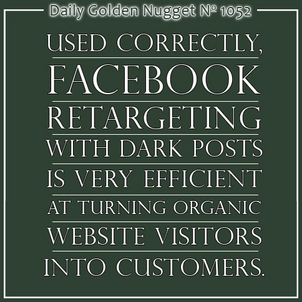 Imagining Possibilities With Facebook Retargeting and Dark Posts 4977-daily-golden-nugget-1052