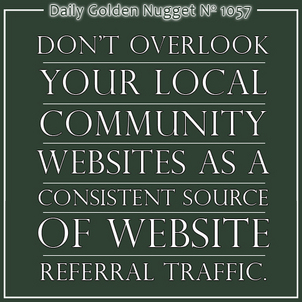 Is it Worthwhile to Advertise on a Local Community Website? 531-daily-golden-nugget-1057