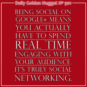 Good Reasons to Migrate From Facebook to Google+ 5329-daily-golden-nugget-901