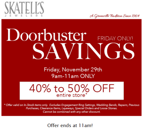 Black Friday and Cyber Monday Email Campaign Mistakes 5386-877-skatells-11-27-2013