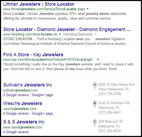 Sullivans Jewelers Website Review 5597-975-serp