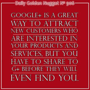 Getting to Know Google Plus Accounts and Why You Should Use It 5666-daily-golden-nugget-906