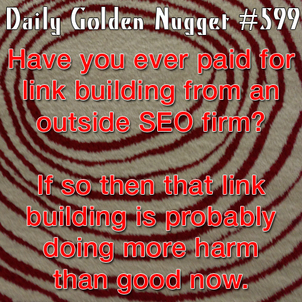 A Review of Link Building That Hurts Your Website 592-daily-golden-nugget-599