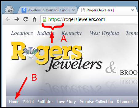 Rogers Jewelers Website Review 6253-1010-rogers-URL