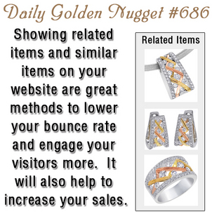 Related Items and Similar Items in your Product Catalog 6263-daily-golden-nugget-686