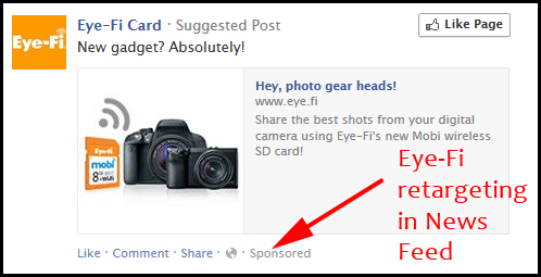 Facebook Retargeting Run Amuck 6743-943-eye-fi-newsfeed-retargeting