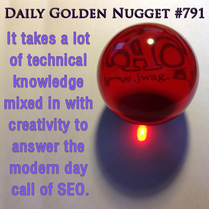 The Crystal Ball of SEO 6969-daily-golden-nugget-791