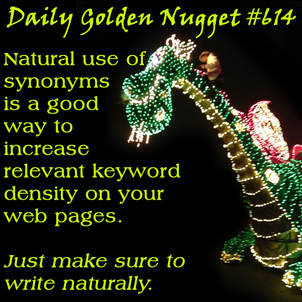 How to Correctly Use Synonyms in For SEO 7424-daily-golden-nugget-614