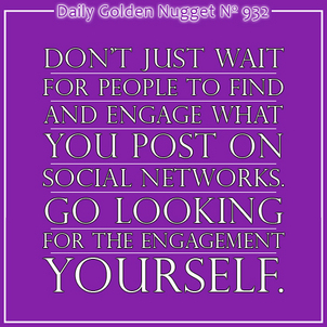 Seek Out Ways You Can Participate in Social Networking 748-daily-golden-nugget-932