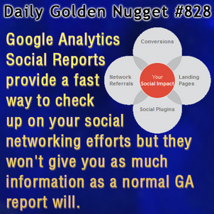 A Peek Into Google Analytics Social Reports 7555-daily-golden-nugget-828
