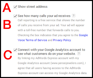 Setting up Google AdWords Express 8077-1002-adwords-express-step2c