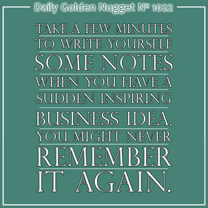 When Inspiration Strikes... 8113-daily-golden-nugget-1022