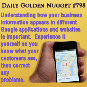 Differences between Local Results in Google Maps vs. Google Search 8277-daily-golden-nugget-798