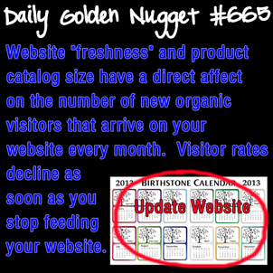 Product Catalogs and Website Updates 8370-daily-golden-nugget-665