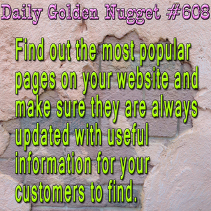 Making a Good Impression on Website Visitor 8410-daily-golden-nugget-608