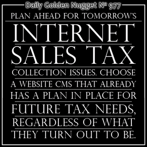 Jewelry Website Programming: Internet Sales Tax 8625-daily-golden-nugget-977