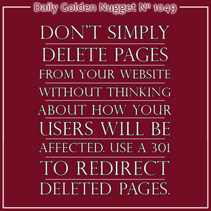 Adding and Deleting Content From Your Website 8829-daily-golden-nugget-1049