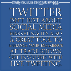 Using Twitter At Live Events 9121-daily-golden-nugget-953