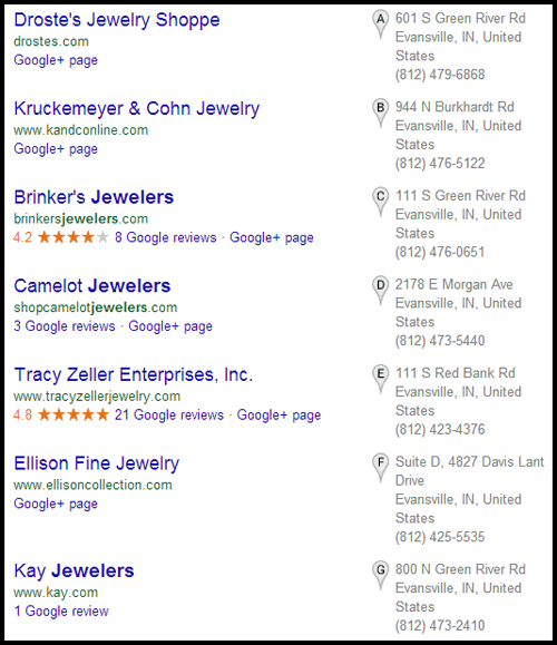 Rogers Jewelers Website Review 9483-1010-google-places