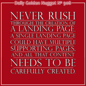 Template for Creating a Landing Page 9510-daily-golden-nugget-908