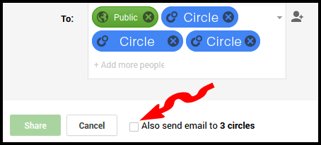 Avoid Spamming Through Google Plus Email Notifications 9688-1006-google-plus-also-send-emails