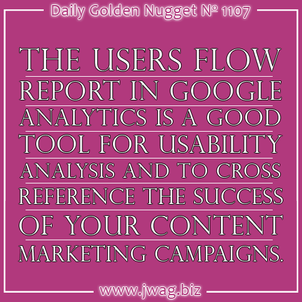 Google Analytics Users Flow Report daily-golden-nugget-1107-48